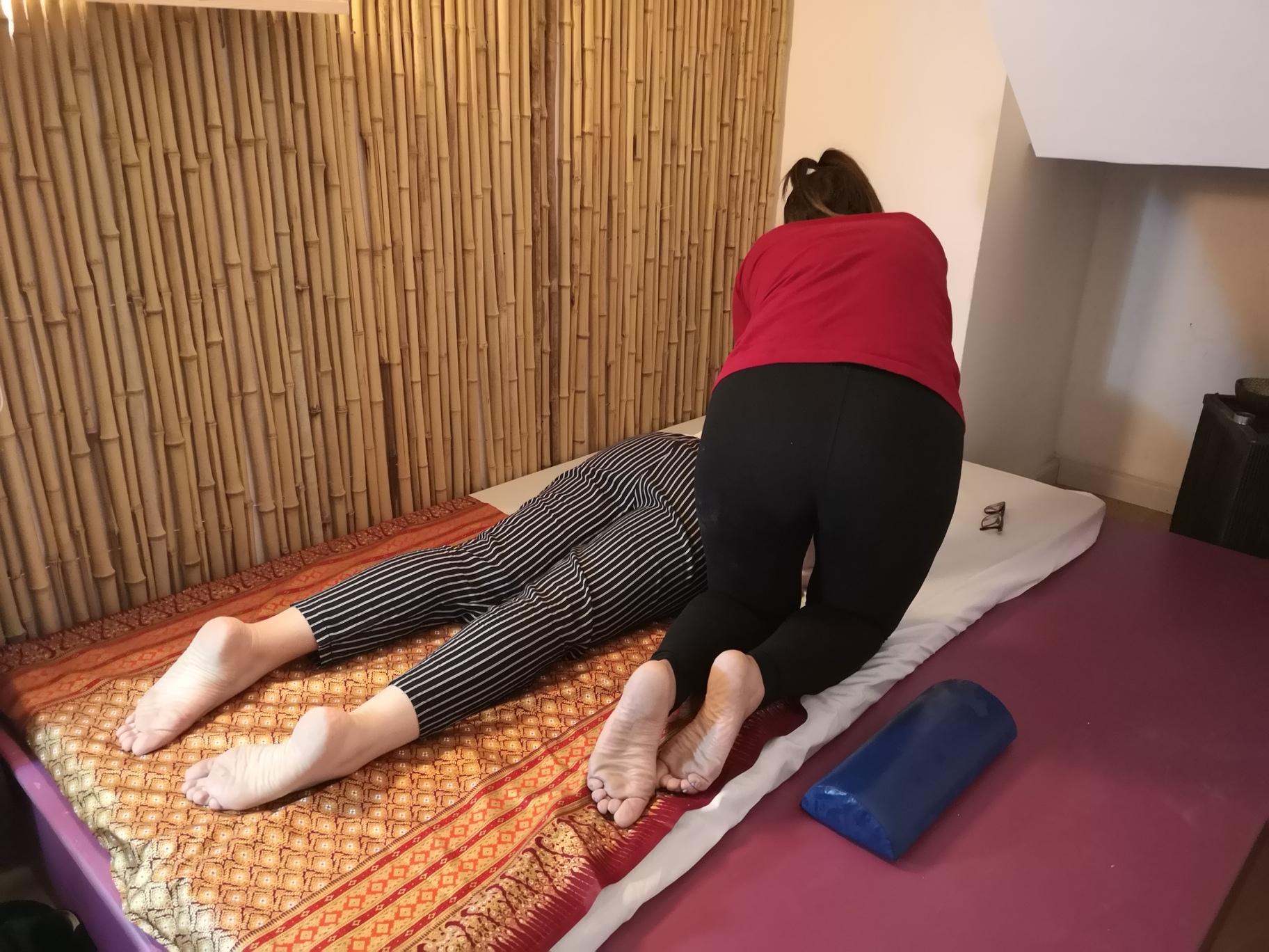 BAMBOO, Thai Massage. ספא בשרון, עיסוי תאילנדי או עיסוי רגליים
